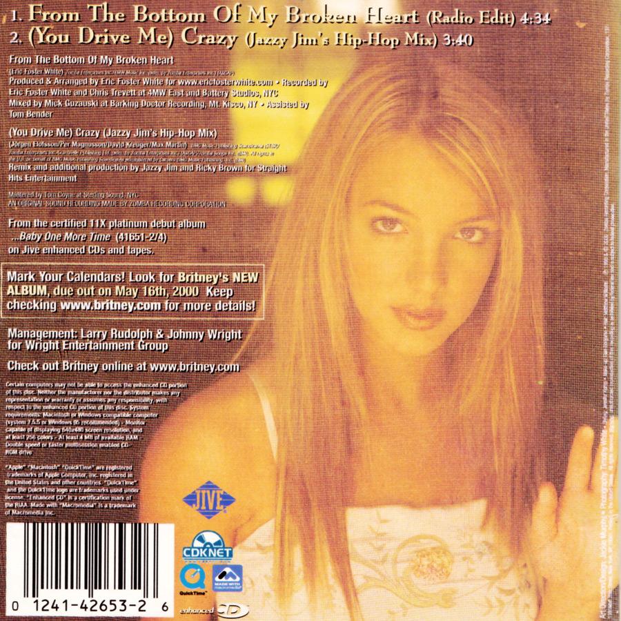 From The Bottom Of My Broken Heart - Britney Spears