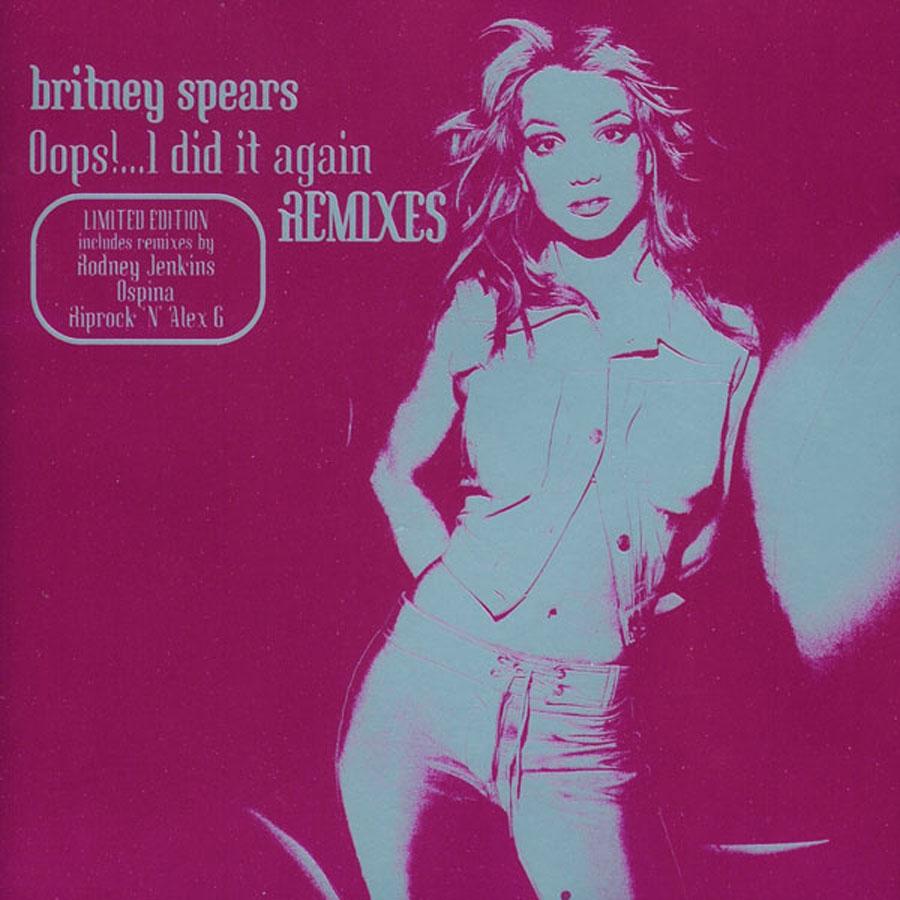 Britney spears oops i did it again mp3 скачать